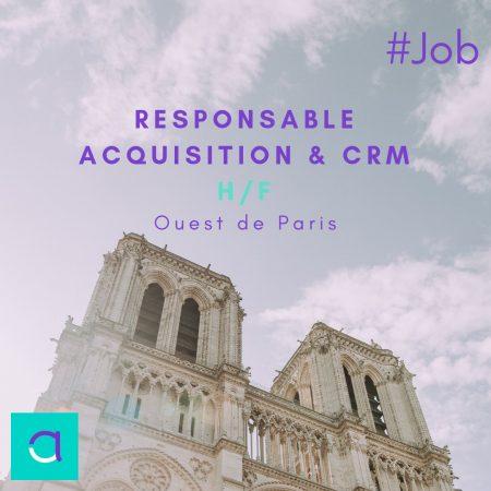 Au menu aujourd'hui,   et candidature :  #altaide #recrutement #responsable #acq...