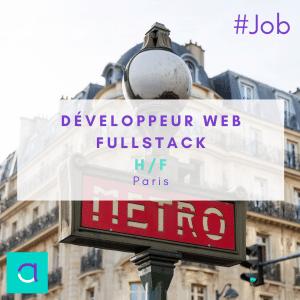 [#EMPLOI] @Altaide recherche un(e) Développeur Web Fullstack Python / Vue.js – S...