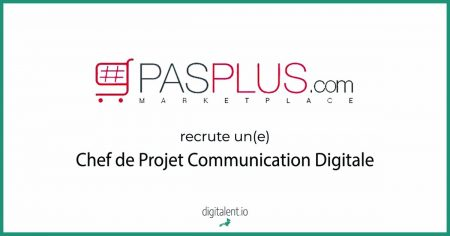 Gpasplus recherche un(e) Chef de Projet Communication Digitale Envoyer votre CV ...