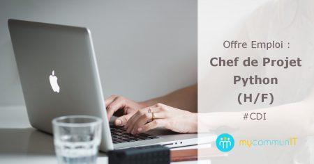 #i4Emploi : Chef de Projet #Python (H/F) pour gérer les projets #SEO. #CDI pour ...