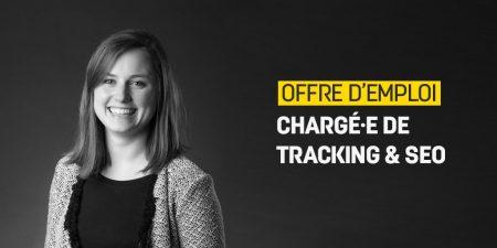#job  Si l'analyse, le tracking et la collecte de données te passionnent, alors ...