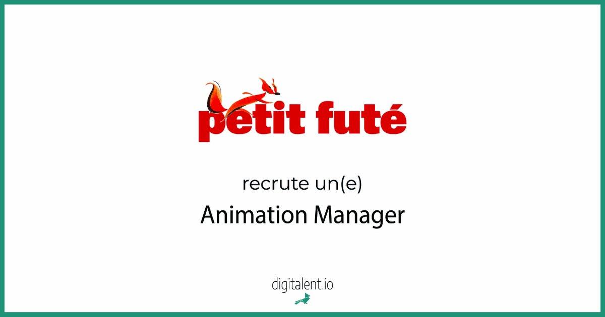 le petit fut u00e9 recrute un e  animation manager venez