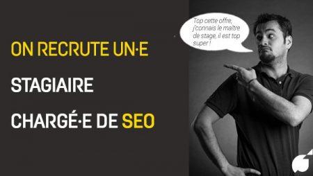 N'hésitez plus, foncez !  #StageSEO ...