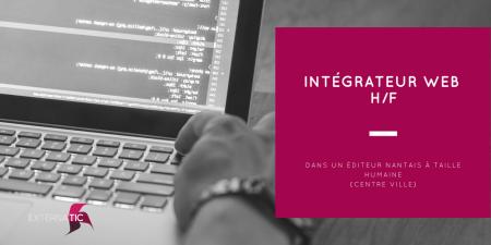 Participez à la conception et à la réalisation de portails Web et applications m...
