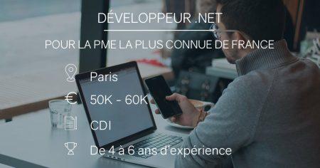 #wanted Site aux 800 000 annonces journalières à la recherche d'un développeur ....